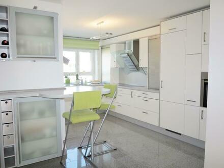 ** LUXUS_Maisonette** wie Haus ohne Garten, inkl. Einbauküche!