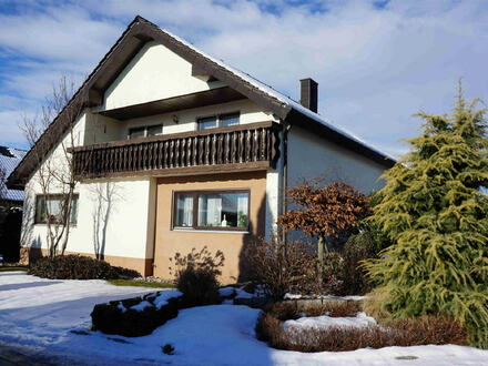 TOP gepflegtes Zweifamilienhaus in Ellwangen-Pfahlheim