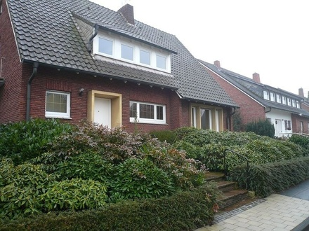 Ruhig Wohnen! 125 m²-EFH mit Sonnenterrasse, Münster-Angelmodde!