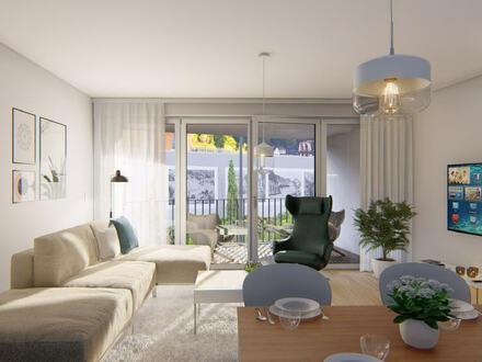 Exklusive Neubau-Mietwohnung inkl. Küche und Loggia