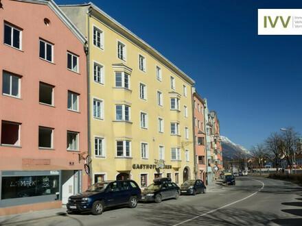 Zweitbezug nach Generalsanierung: Zweizimmerwohnung in Toplage Innsbruck-Mariahilfstraße 34: Top 2