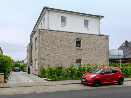 Exklusive 3-Zimmer-Neubauwohnung in Eversten