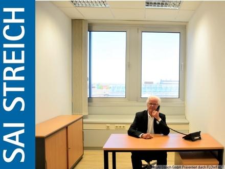 Einzelbürovermietung ab 12m² im Glaskasten a.i.!