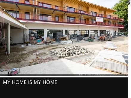 LAUFEN I Neubauwohnungen - großzügig, stilvoll und nachhaltig I 3-Zimmer Wohnung I Top 1