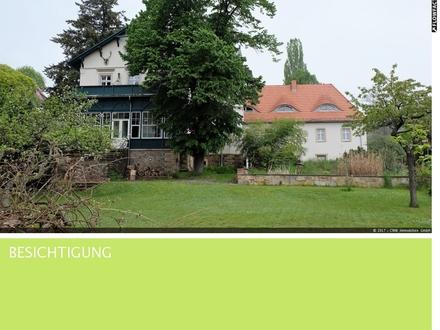 Kapitalanleger aufgepasst ! Villa mit Mietwohnungen in den Radebeuler Weinbergen mit Elbtalblick