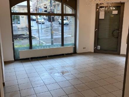 Attraktive, lichtdurchflutende Ladenfläche in Stuttgart-West zur Untermiete