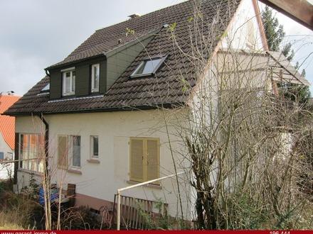 !!! Großzügiges Zweifamilienhaus mit vielen Möglichkeiten !!!