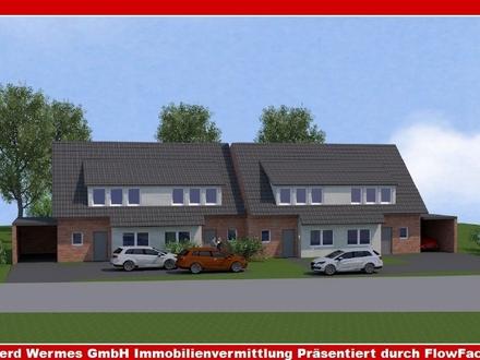 Schlüsselfertiges KfW 55 Reihenmittelhaus in ruhiger Lage von Meppen zu verkaufen!