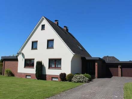 Großzügig & hochwertig: Anwesen in Berne - 292.000 €: EFH+Einliegerwohnung
