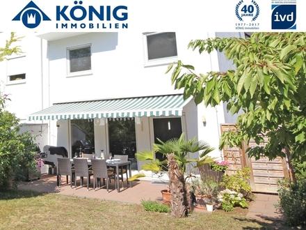 Fast wie eine Doppelhaushälfte !!! 1A- Wohnung für Gartenliebhaber, Smart-Home-Fans und Hobbyköche