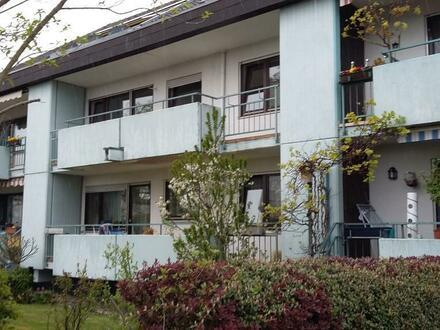 2-Zimmer-Wohnung mit Balkon und Stellplatz