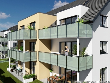 Ideal zur Vermietung - Neubau Eigentumswohnung an der Leibnizstraße