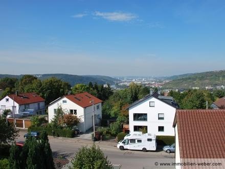 Aussicht Richtung Stuttgart
