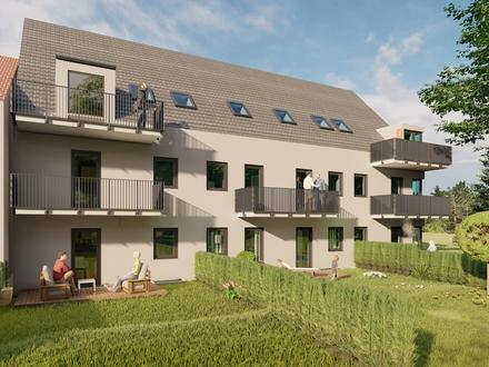 Neubauanlage mit nur 8 Wohneinheiten zur Kapitalanlage o. Eigennutzung