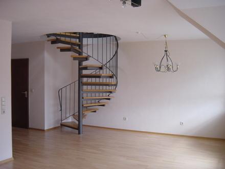 3-Zimmer-Galeriewohnung mit Balkon in Fellbach