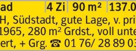 4-Zimmer Haus in Salzgitter (38226) 90m²