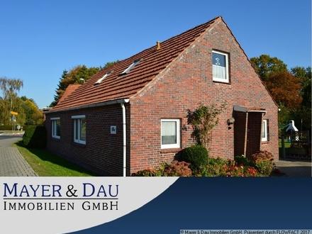 Wittmund: Einfamilienhaus als Kapitalanlage in Leerhafe Obj.-Nr. 4521