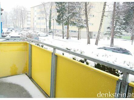 Top gepflegte 3 Zimmer Stadtwohnung mit Balkon in der Herrnau, Salzburg Stadt