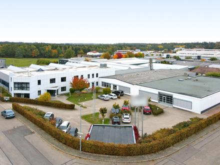 Ihre neue Gewerbeimmobilie mit Highspeed-Internetanschluss für Büro I Lager I Produktion
