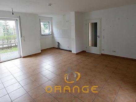 ***Hochfeld, neuwertige zwei Zimmer-Erdgeschoss-Wohnung mit 2 Terassen, sofort frei***