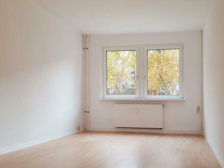 Helle 2-Raum-Wohnung im Erdgeschoss zu vermieten