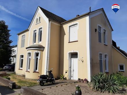 Charmante Villa mit zwei Wohneinheiten im Zentrum von Lohne
