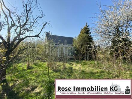 Großes Grundstück in gefragter Wohnlage von Minden - Bölhorst mit Bestandsimmobilie