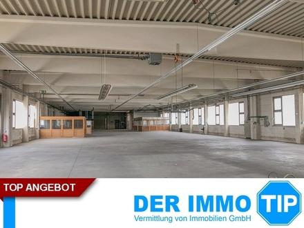 ca. 3.800 m² Hallenfläche im Gewerbegebiet nahe Flughafen Dresden zu vermieten