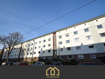 Peterswerder / Gepflegte 3 Zimmer-Wohnung mit Balkon in begehrter Lage