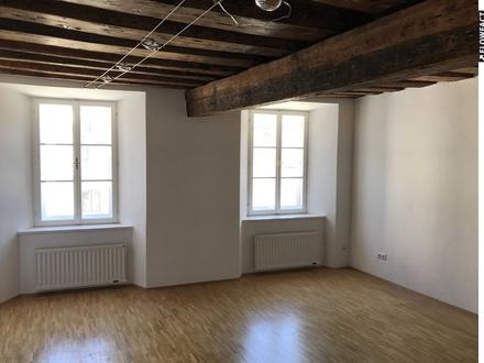 2-Zimmer Wohnung, Altbau, Halleiner Altstadt