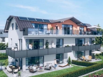 Ausblick ins Paradies in Grünau (Wals-Siezenheim)
