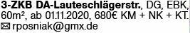3-Zimmer Mietwohnung in Darmstadt