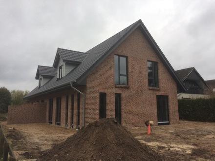 Neubau Doppelhaushälften in Rendswühren