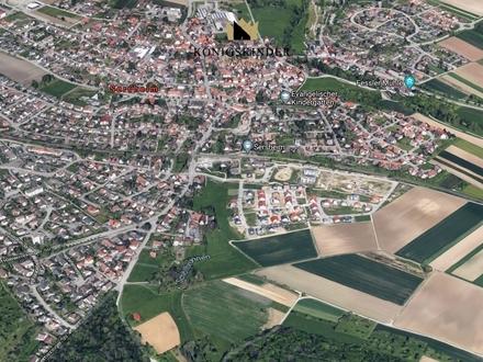 Zentral gelegen - Außergewöhnliches Einfamilienhaus mit Einliegerwohnung in Sersheim