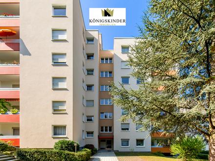 Gemütliche 3-Zimmerwohnung mit Balkon und TG-Stellplatz in zentraler Lage von Schwieberdingen