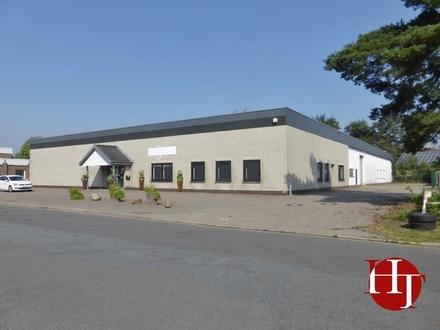 Büro- und Hallengebäude im Gewerbegebiet Seckenhausen-West!