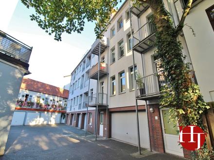 Apartment mit Loggia direkt am Dobben!