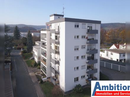 Erstbezug nach Sanierung – spitzen Wohnung mit 90m² - 3 Z. und Loggia und toller Aussicht