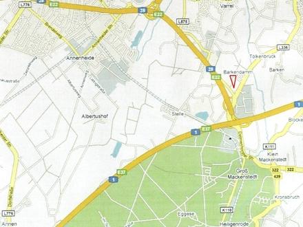 Gewerbegrundstück in Stuhr / Groß Mackenstedt