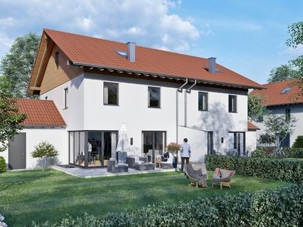 Vertriebsstart! - Im Herzen von Ottobrunn - Doppelhaushälften - Baubeginn Frühjahr 2020