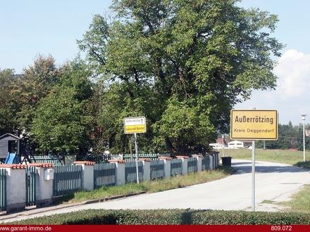 Unmittelbare Nähe zur A3 inklusive - Baugrundstück in Außernzell-Außerrötzing
