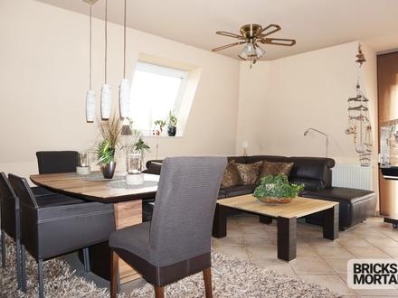 Charmante 4-Zimmer Wohnung mit Weitblick! Einziehen und wohlfühlen!