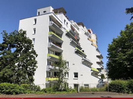 Barierefreie 3 Zimmer-Wohnung mit sonniger Terrasse und Stellplatz!