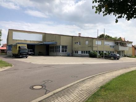 Logistik - und Gewerbeobjekt im Leipziger Neuseenland kaufen