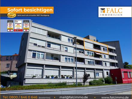 Helle 4-Zimmerwohnung mit Balkon in Heilbronn