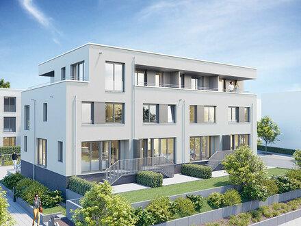 5-Zimmer-Wohnung in Waiblingen »Wohnen auf der Linde« - Maisonette