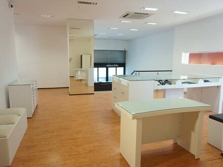 ARNOLD-IMMOBILIEN: Repräsentative Verkaufsfläche/ Büro in guter Lage