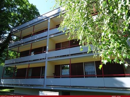 Bad Reichenhall: 1 Zimmer-Wohnung zur sicheren Kapitalanlage