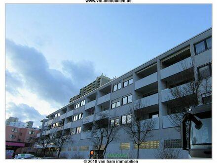 +++ 3-ZKB-Eigentumswohnung mit cleverer Raumaufteilung, Balkon und Tiefgaragenstellplatz +++