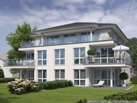 Neubau Apartement mit Garten in Nachbarschaft der Lutterauen in Heepen